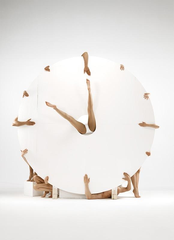 Human-Clock
