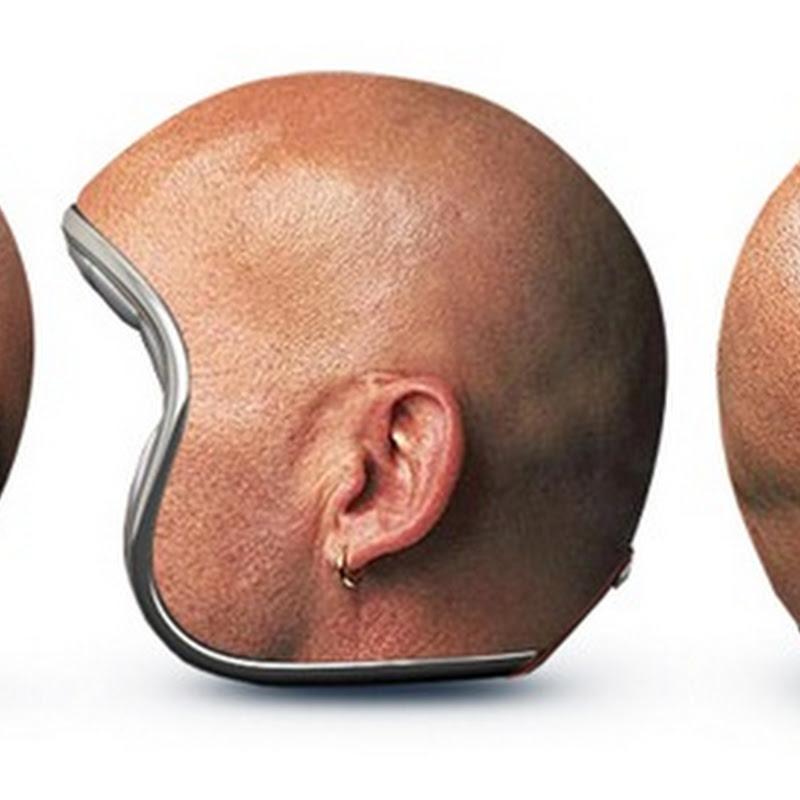 14 Creative Bike Helmets