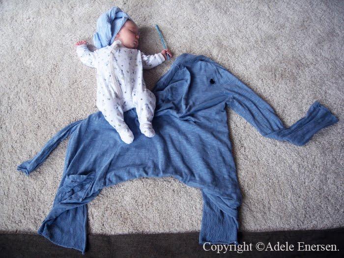 hija durmiendo