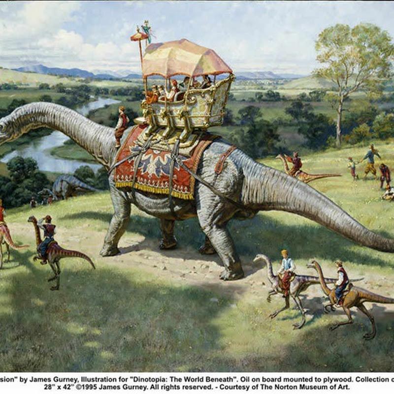 The Fantastical Art of James Gurney