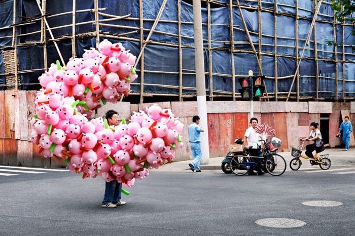 Inilah Bukti Kegigihan Orang-Orang China