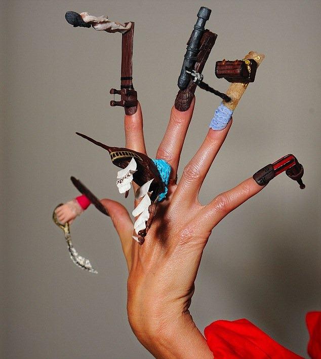 nail-olympics