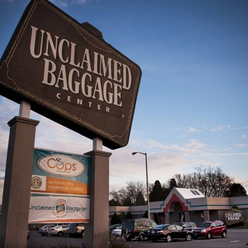 Unclaimed Baggage Center: A Retail Store of Lost Luggage
