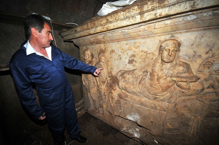 Turkey Hidden Tomb