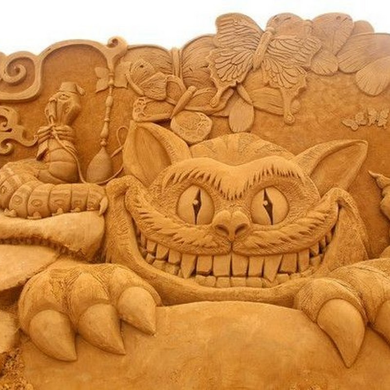 Sand Sculpture Exhibition In Melbourne