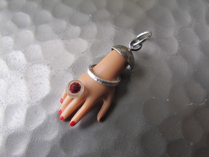 Jewelry Made From Barbie Doll Parts Amusing Planet