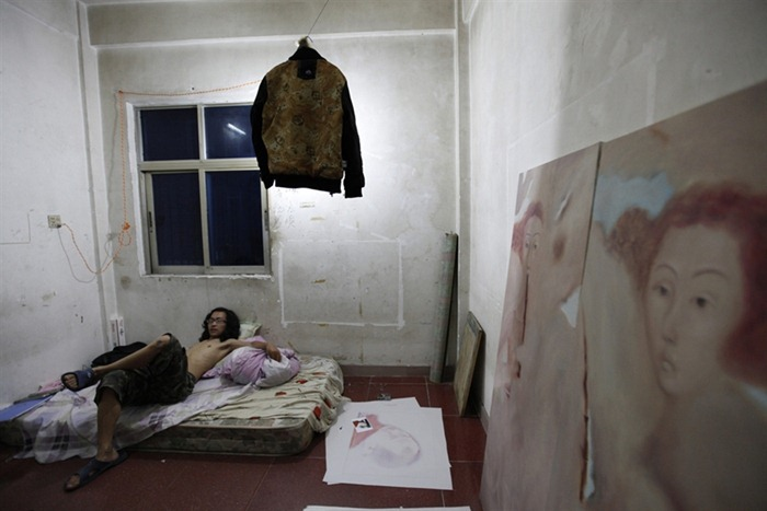 dafen-oil-painting-village17