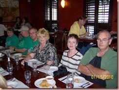 Barb, Roger, Jesse, Ginger, Dortha, Mark
