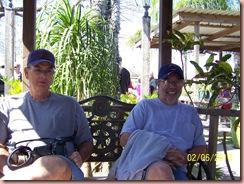 Mark and Rod