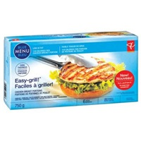 PC Blue Menu Easy-grill chicken breast portions