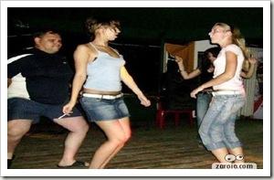gordinho bailarino