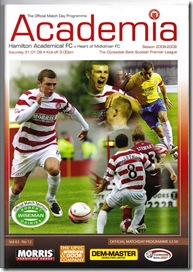 Accies Programme (reduced)