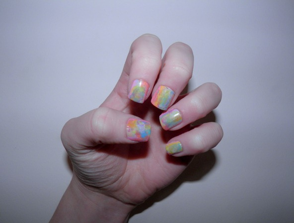 MY LITTLE PONY NAILS 2