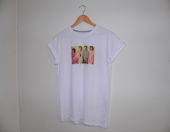 BEATLES TEE RACHEYEM 4