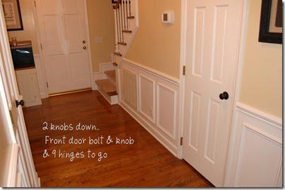 Knob Foyer
