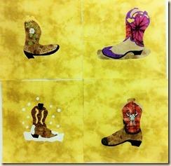 Jan - April Boots