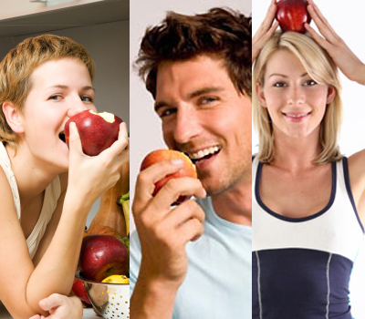Eat Apples Daily - Simple and Effective Way to Loss Weight Fast