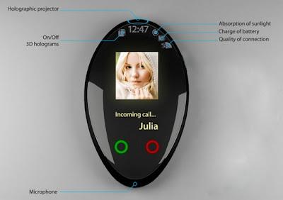 Magic Stone concept phone