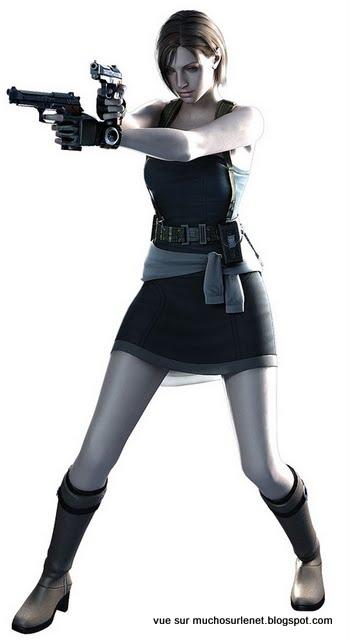 Jill Valentine – Resident Evil 3