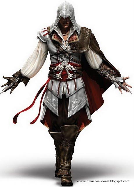 Ezio Auditore de Firenze – Assassin's Creed 2
