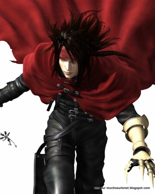 Vincent Valentine – Final Fantasy VII