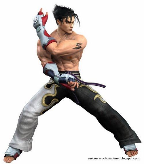 Jin Kazama – Tekken 5