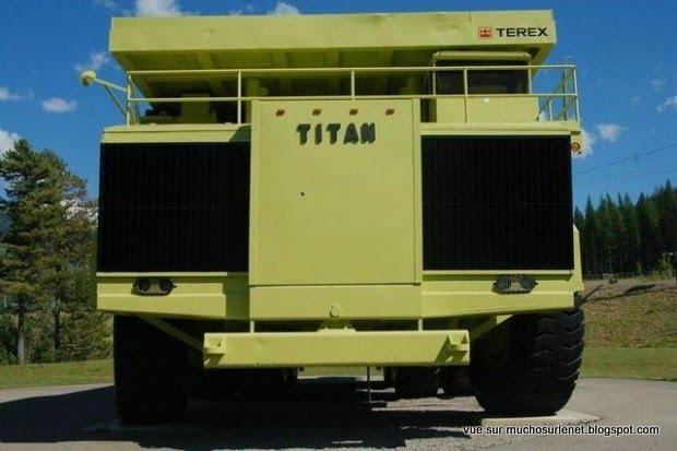 Les plus gros camions du monde