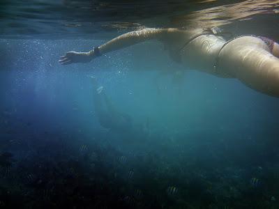 Gili eilanden beslog - Eilandjes bad ...