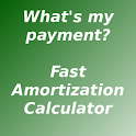 Fast Amortization Calculator icon