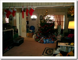 Papa's Living Room, Christmas 2004