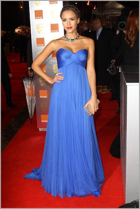 hot and sexy actress, Orange British Academy Film Awards 2011 , jessica alba, jesicaalba