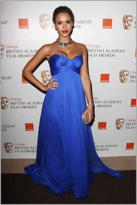 world hot actress, jessica alba, Orange British Academy Film Awards 2011 , jesicaalba