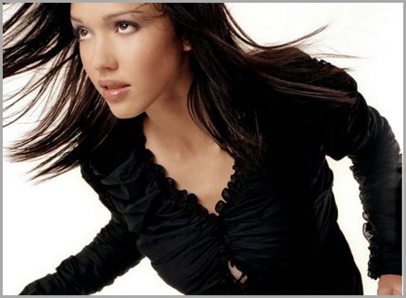 jessica alba in black, jesica alba, hot and sexy jessica, jesicaalba