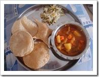 Nivedita's Poori Kurma