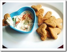 priya's peanut butter cream crackers
