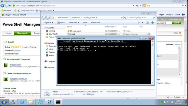install hyper-v module13
