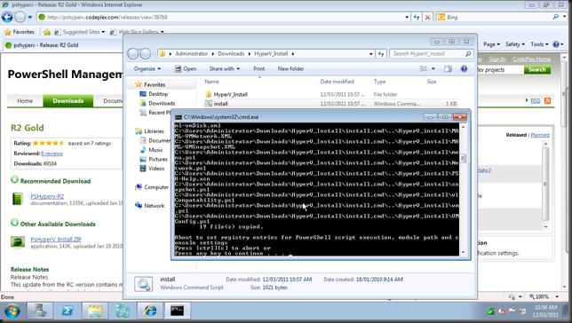 install hyper-v module15
