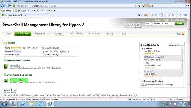 install hyper-v module2