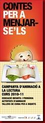 Campaña Animación Lectora Benidorm 2