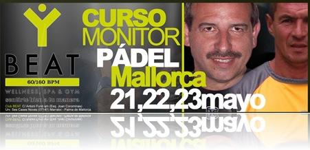 Curso Monitor Pádel APA en Mallorca