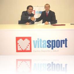 Vitasport y La FNP acuerdo