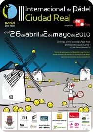 III Internacional Pádel CIUDAD REAL PPT 2010
