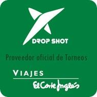 DROP SHOT SPONSOR TORNEO PADEL Y PLAYA EL CORTE INGLES