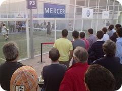 Publico en Ciudad Raqueta Madrid PPT