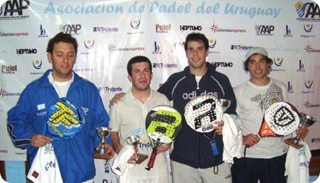 Los 4 Finalistas 1ra