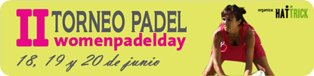 Women Padel Day Madrid 2010