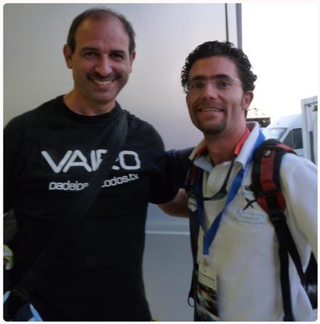 Jorge Nicolini Amigos Planeta Padel
