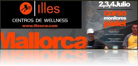 Curso Monitores APA de Padel Centro ILLES Mallorca