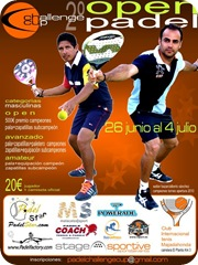2º open challenge cup