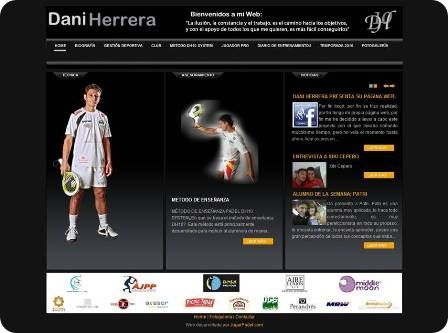 DANI HERRERA_PAGINA WEB_PADEL
